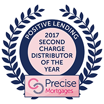 Precise 2017 2nds award logo - Positive Lending_for web